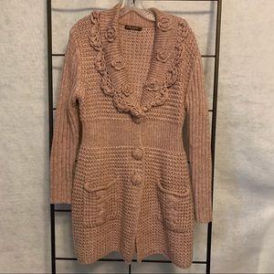 John Fashion Cardigan Sweater. Size XL
